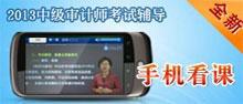 中华会计网校审计师辅导